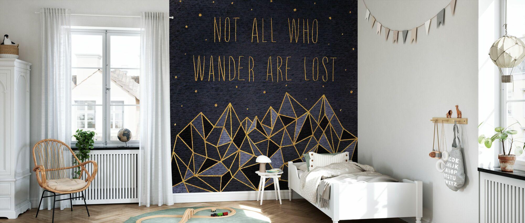 Written in the Stars IV - Wallpaper - Kids Room