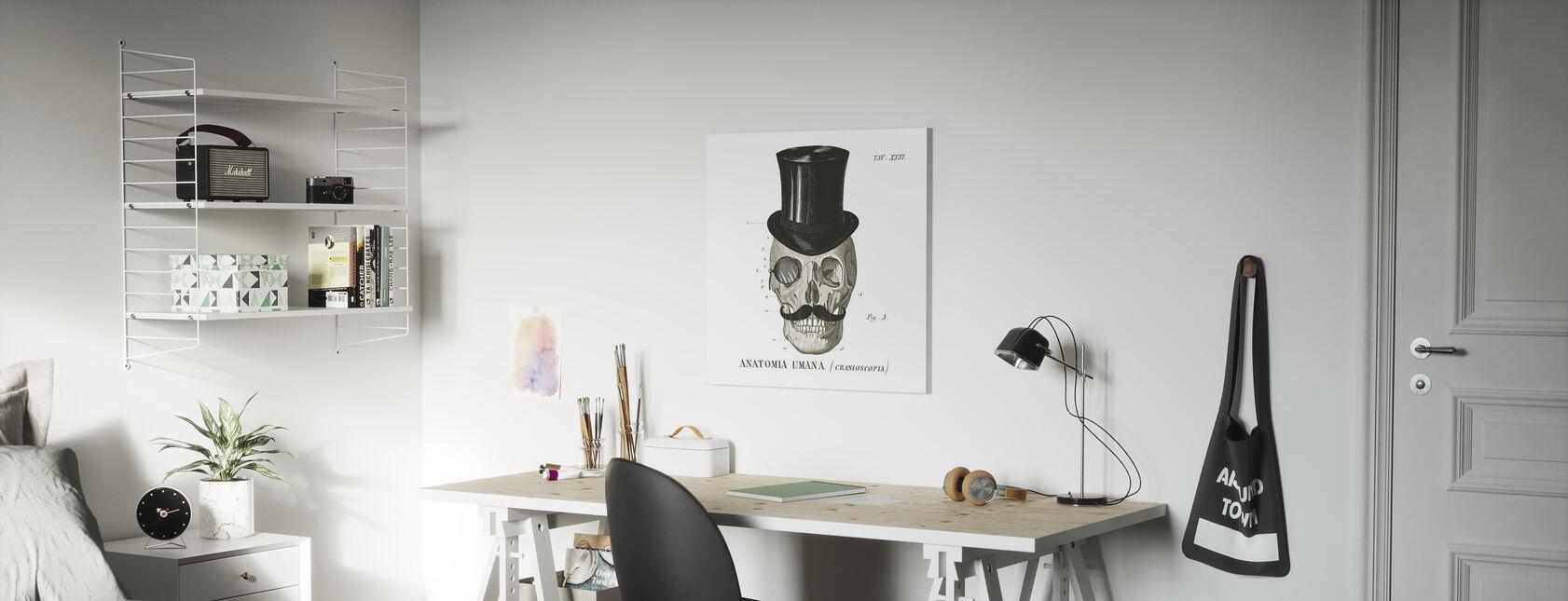 Dandy Bones I - Canvas print - Kinderkamer