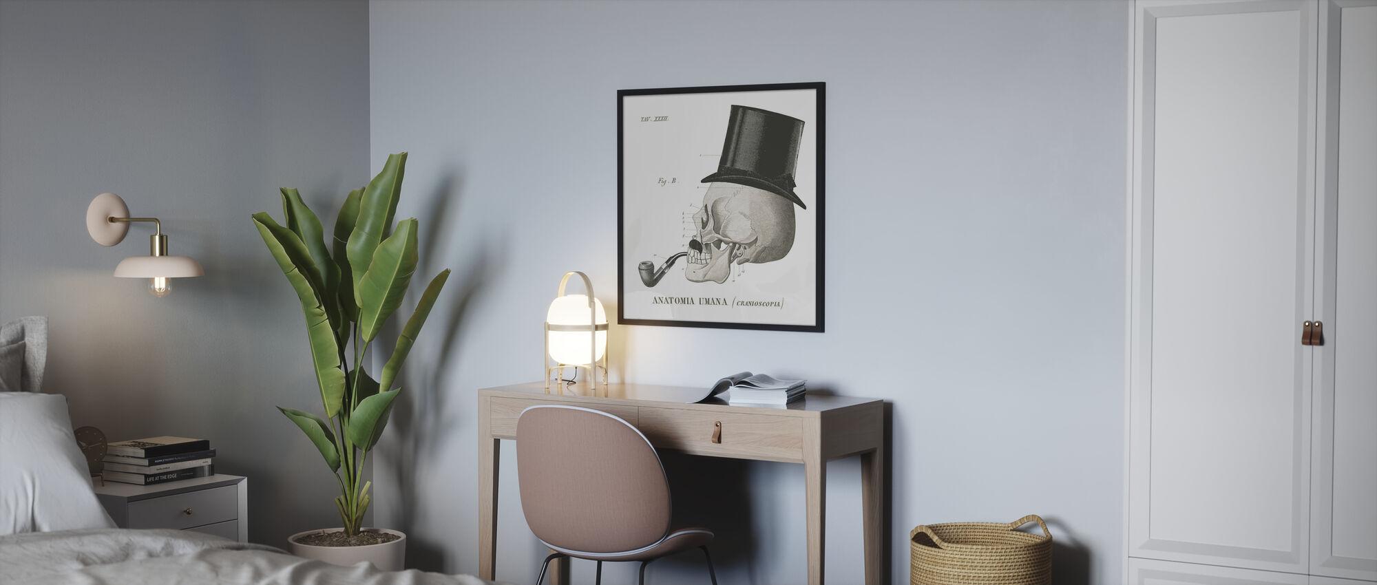 Dandy Bones II - Affiche - Chambre