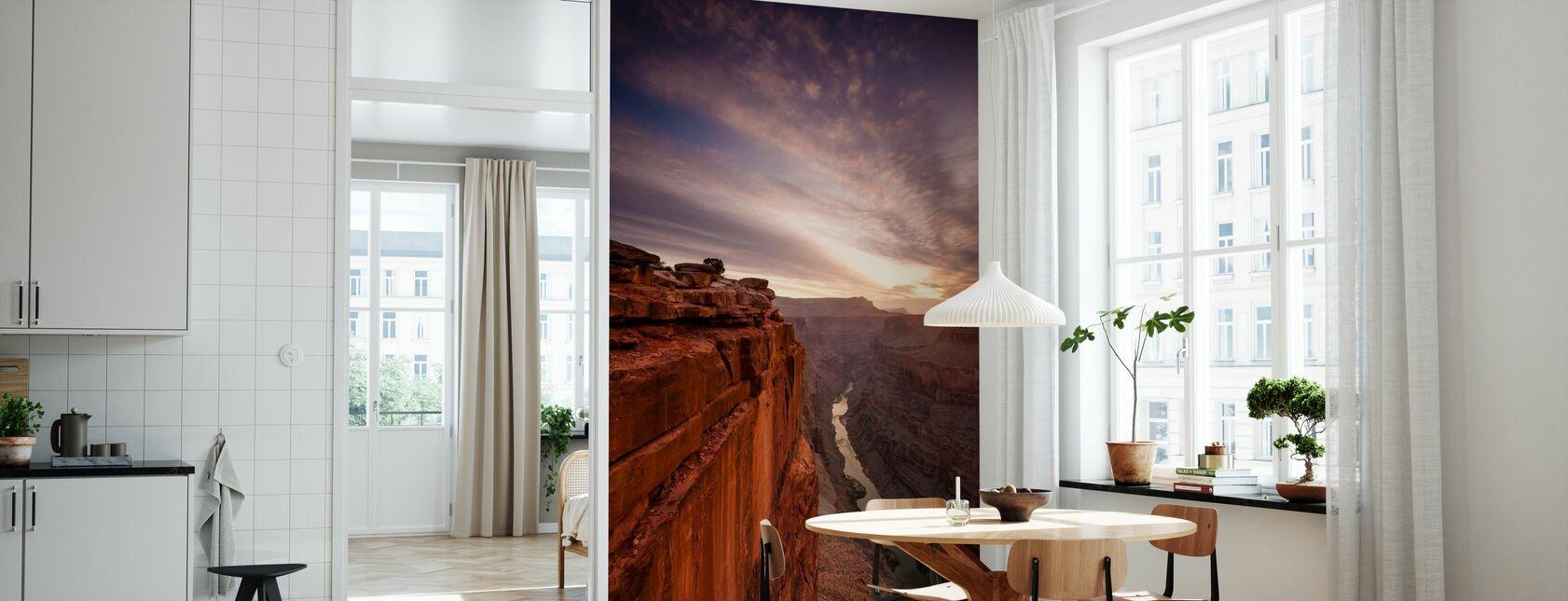 Grand Canyonin reuna - Tapetti - Keittiö