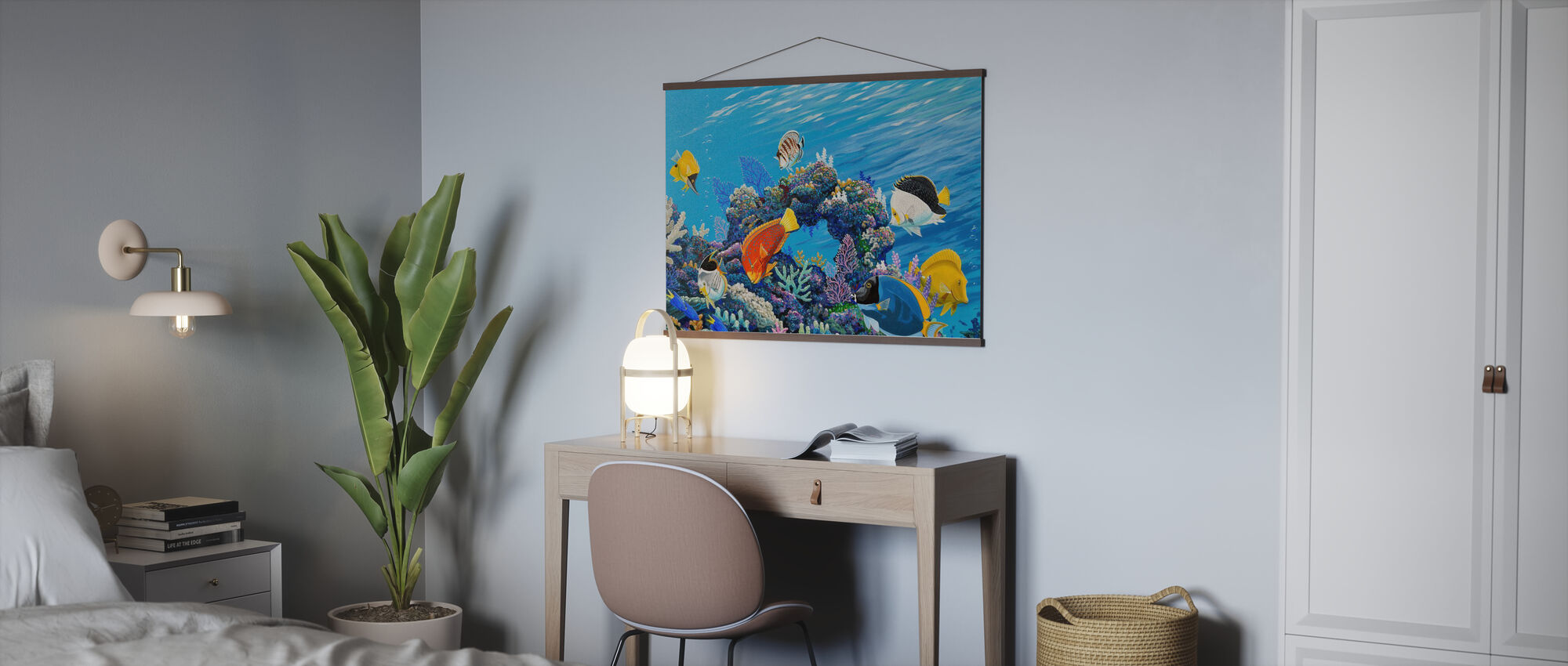 Save our Reefs - Poster - Office