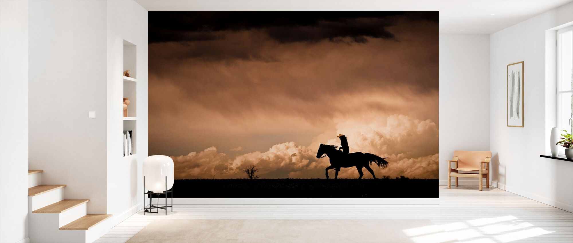 Ride the Storm - Wallpaper - Hallway
