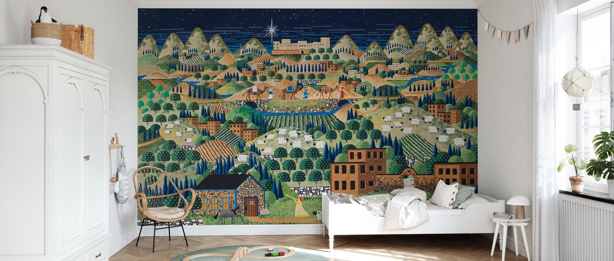 The Journey - Wallpaper - Kids Room