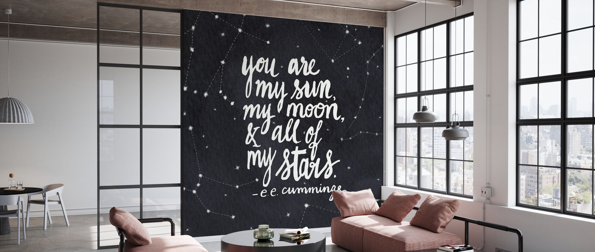 You Are My Sun - Wallpaper - Office