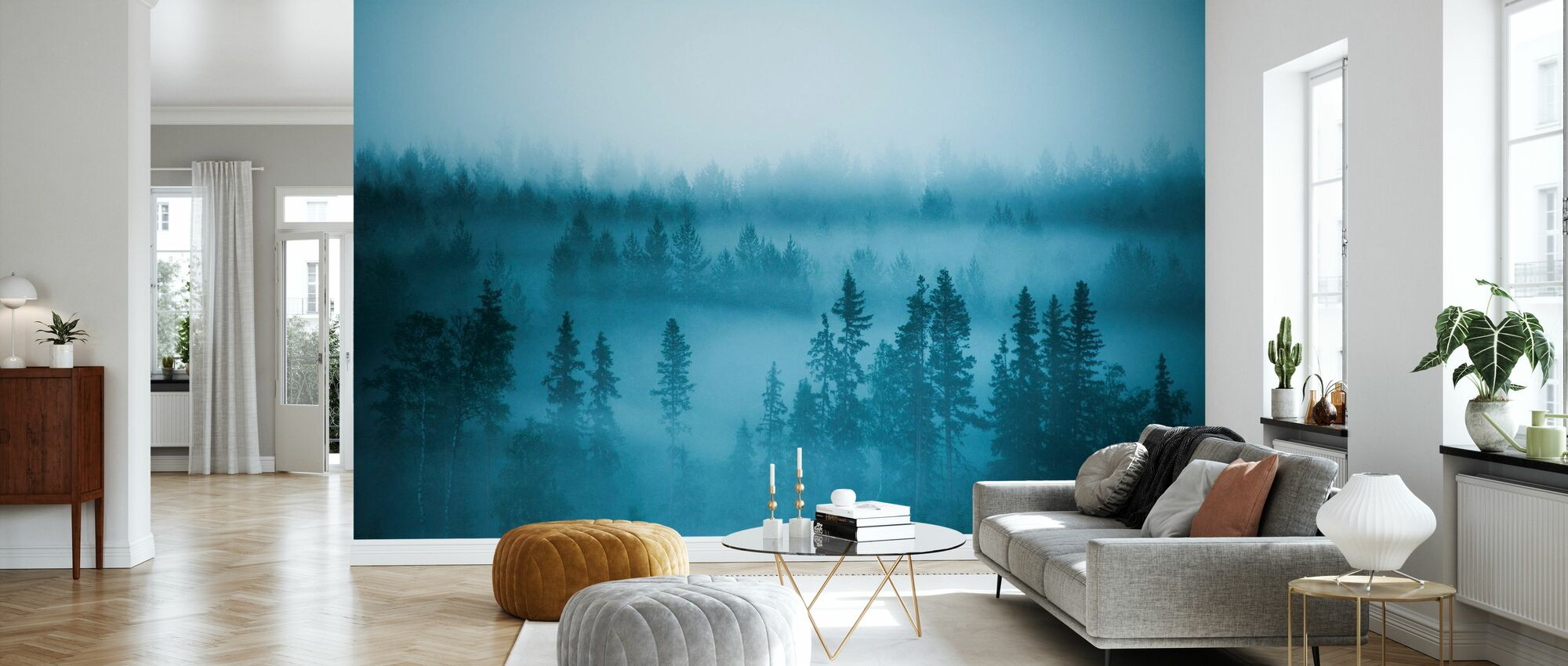 Into the Wild - Wallpaper - Living Room