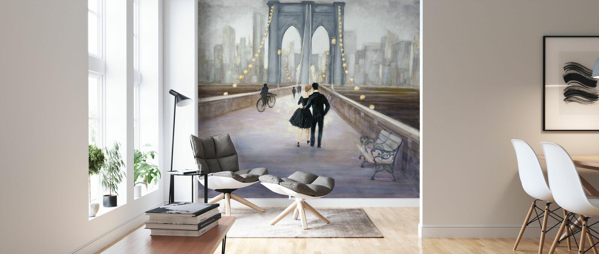 Silta New Yorkiin - Tapetti - Olohuone