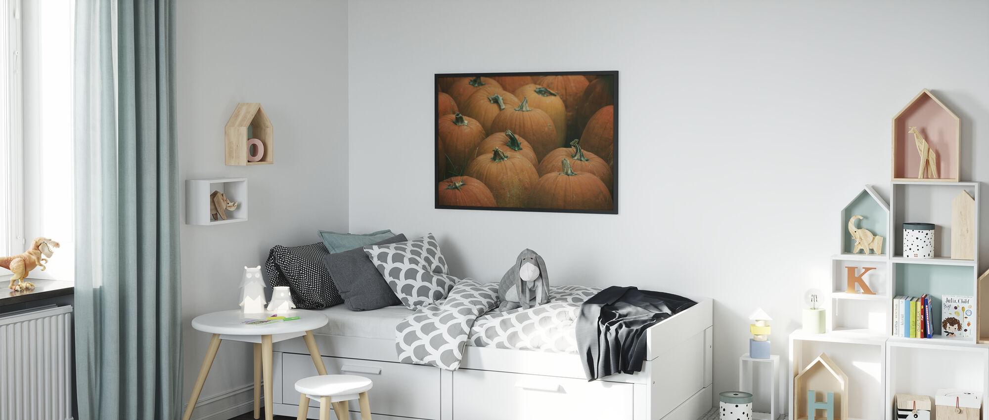 Harvest - Poster - Kids Room