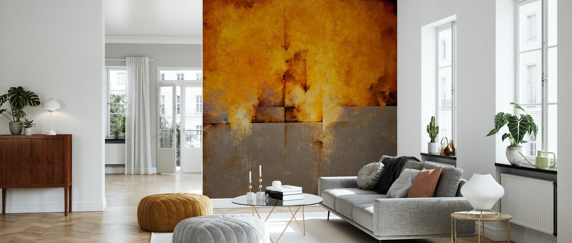 Lost Passage - Wallpaper - Living Room