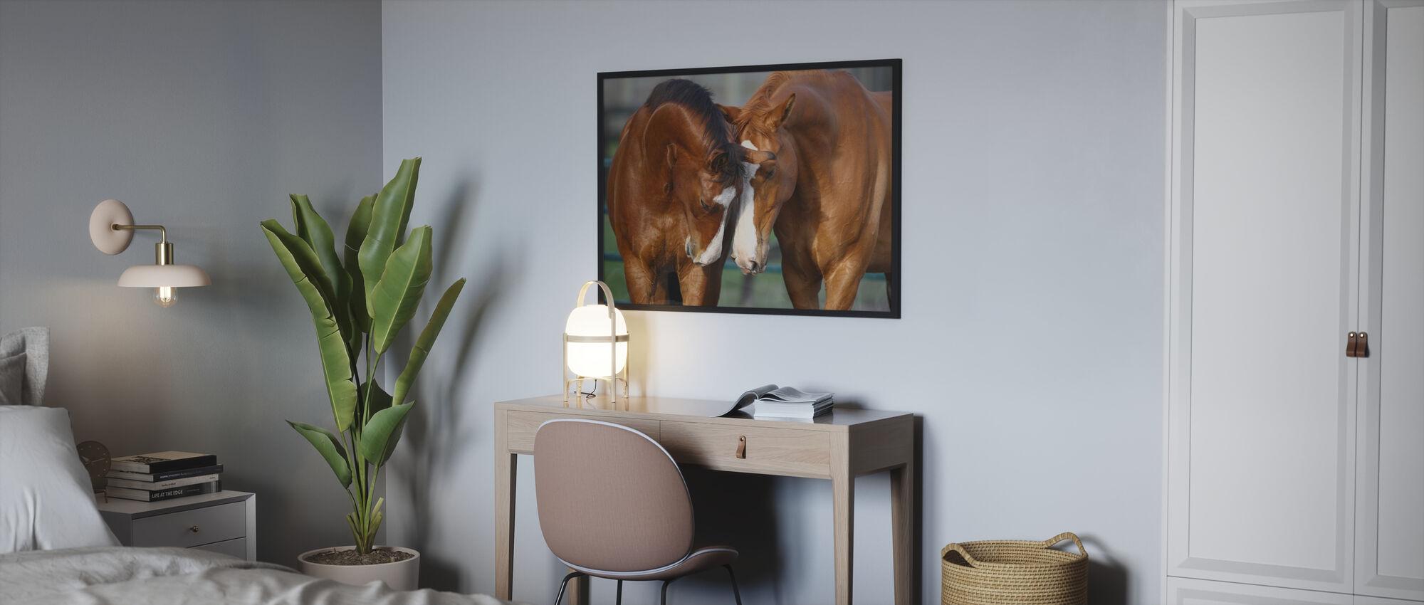 Hester i kjærlighet - Plakat - Soverom