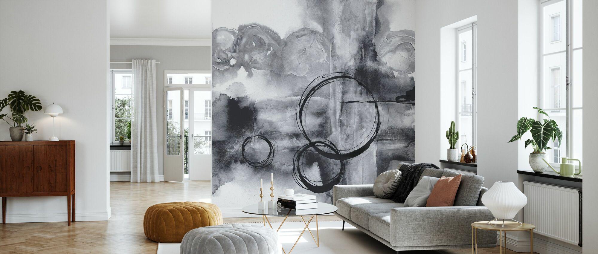 Full Circle II - Wallpaper - Living Room