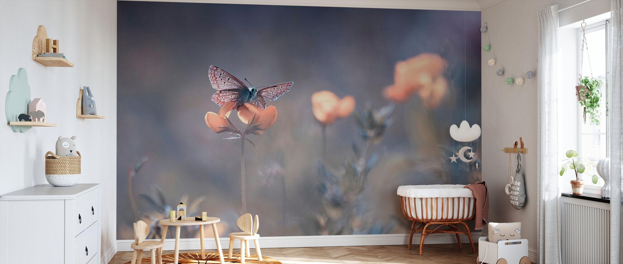 The Lady of Lothlorien - Wallpaper - Nursery