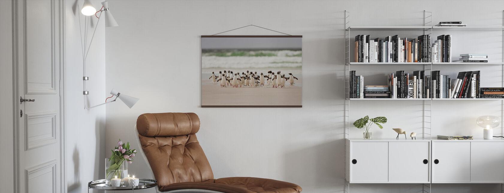 Landing - Poster - Living Room