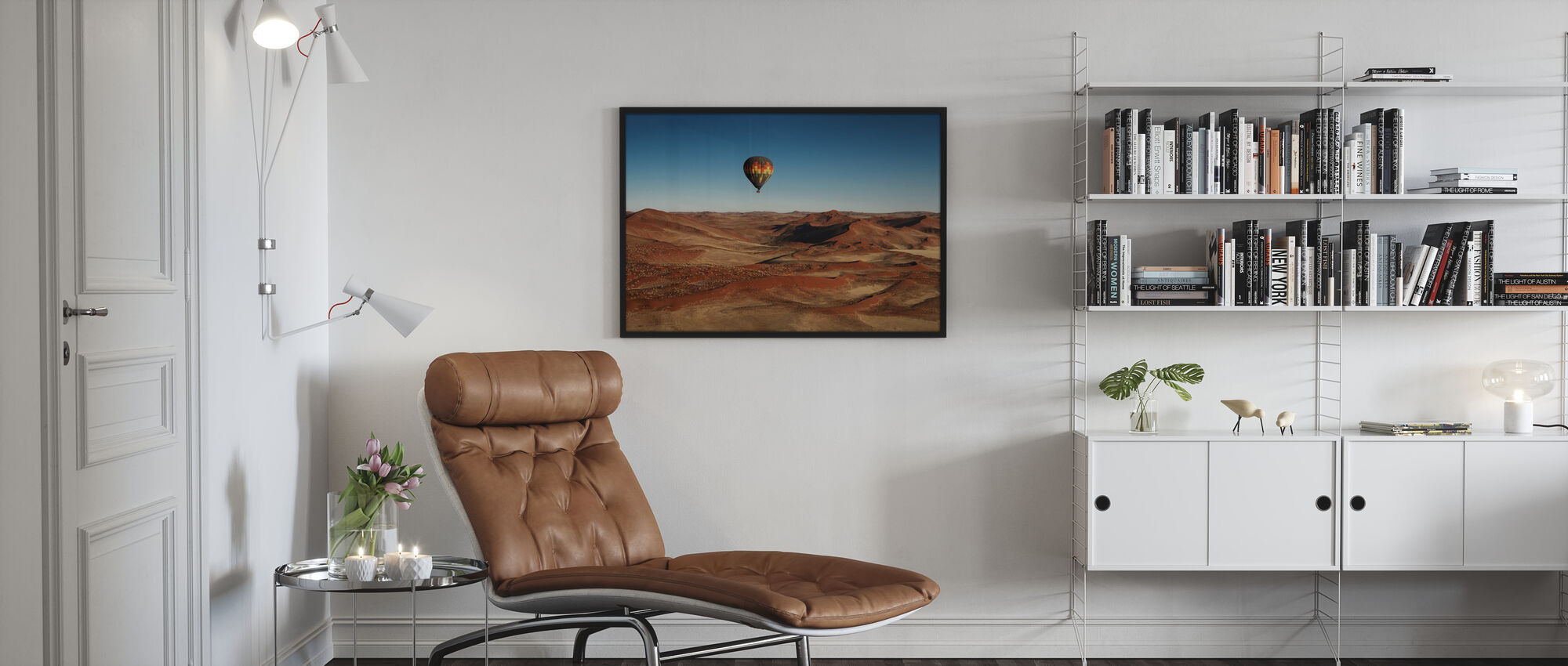 The Better Way for Visiting - Poster - Living Room