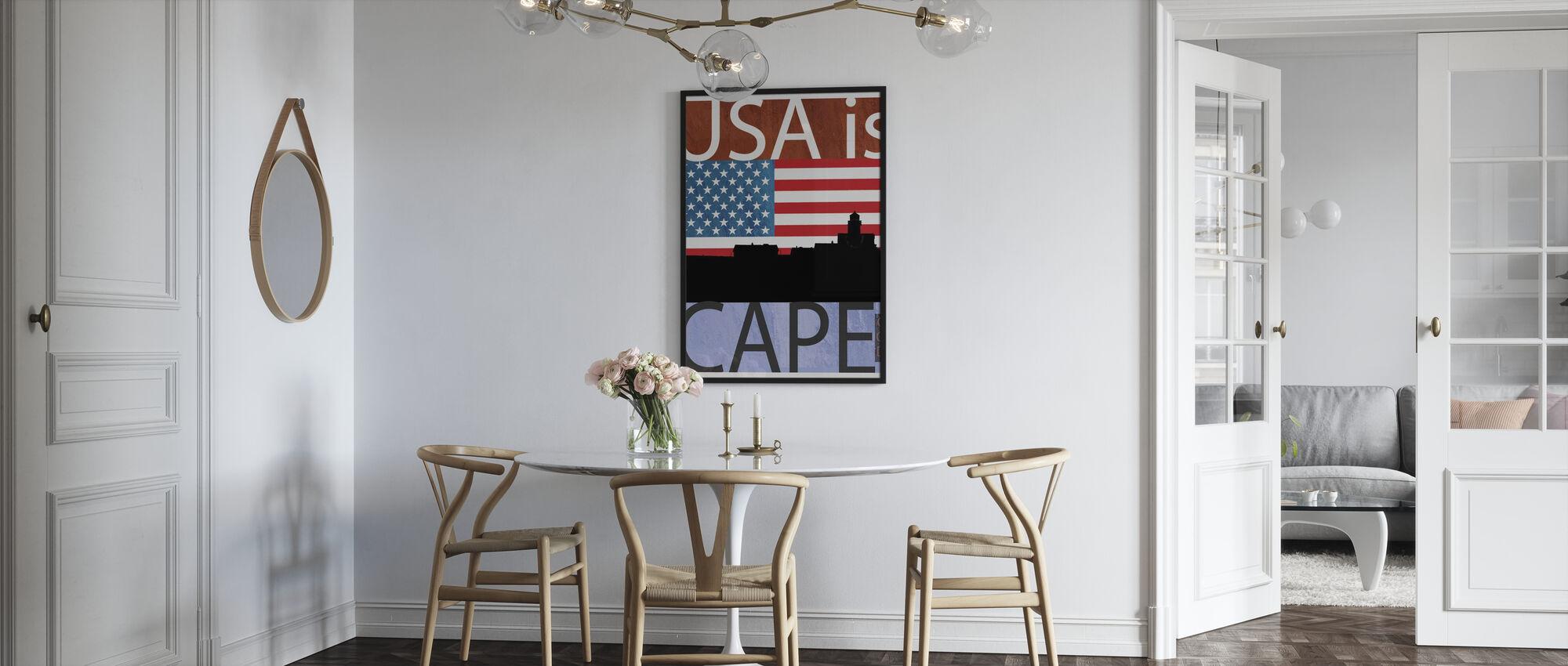 Cape Cod Art - Poster - Keuken