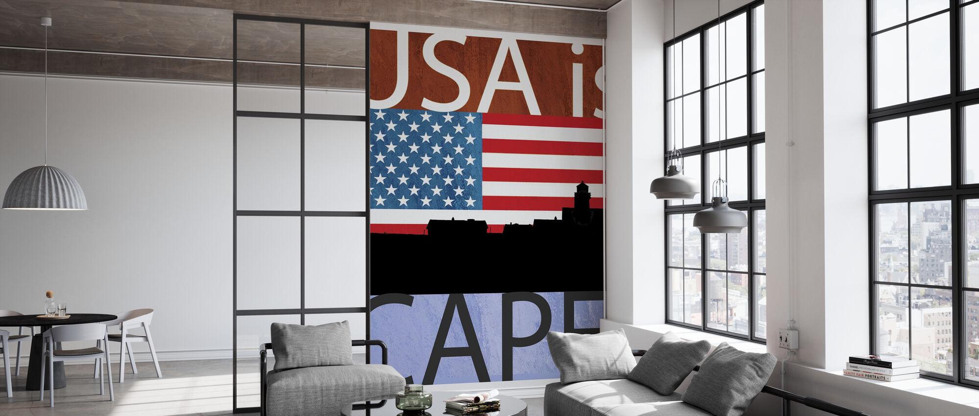 Cape Cod Art - Wallpaper - Office