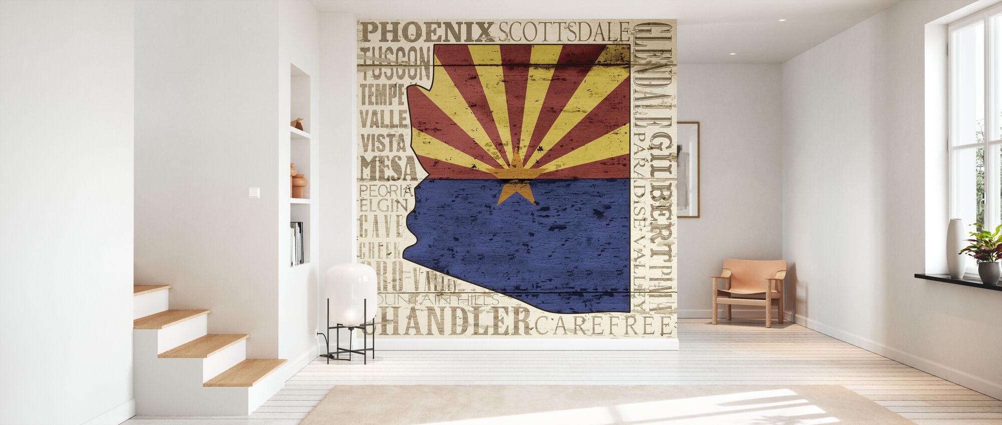 Arizona State - Wallpaper - Hallway