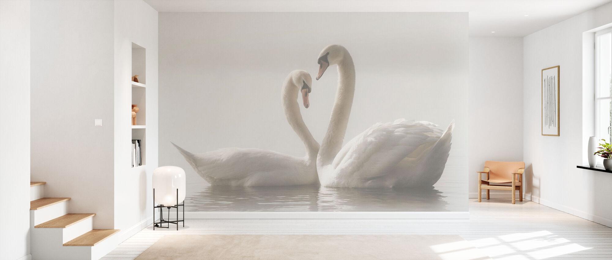 Forever - Wallpaper - Hallway