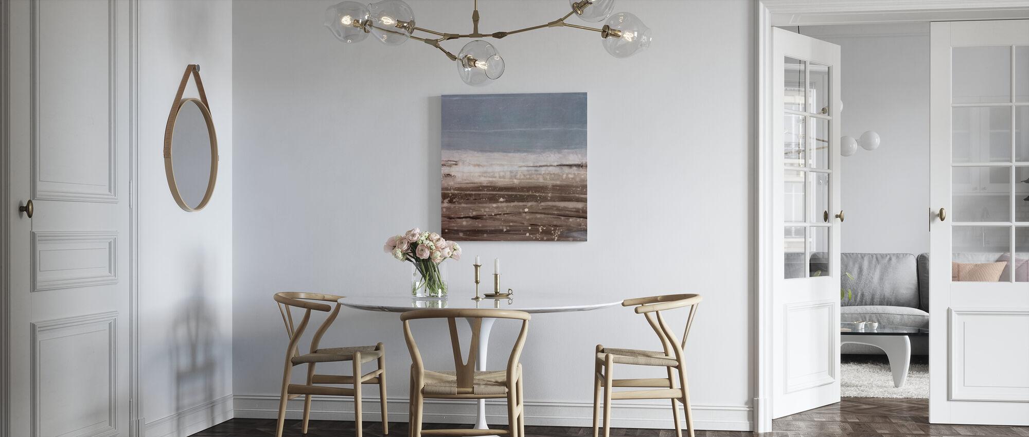 Dänisches Meer - Leinwandbild - Küchen
