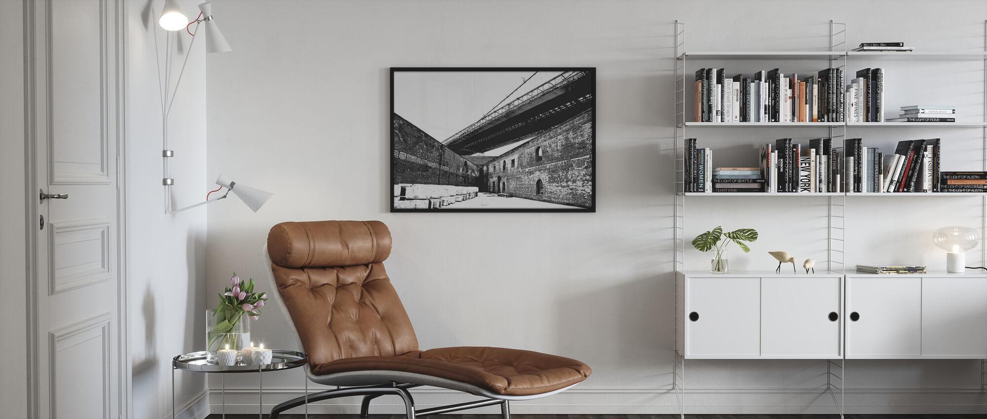 Struktur - Poster - Vardagsrum