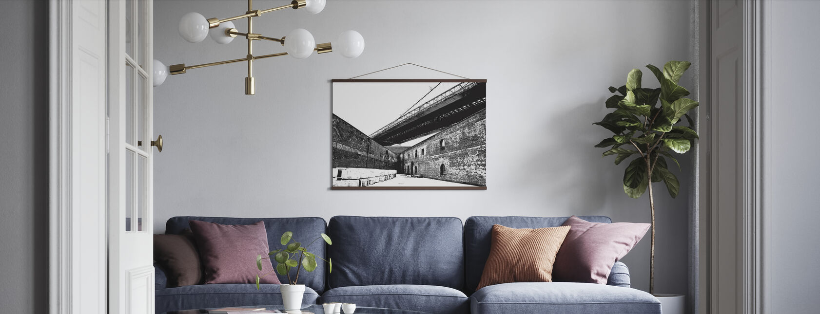 Structure - Poster - Living Room