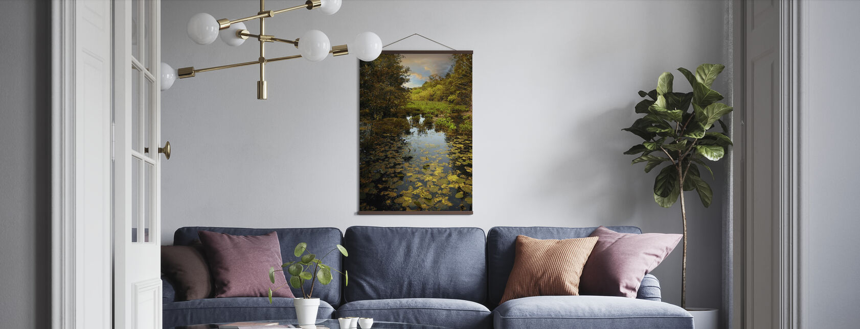 The Wetlands - Poster - Living Room