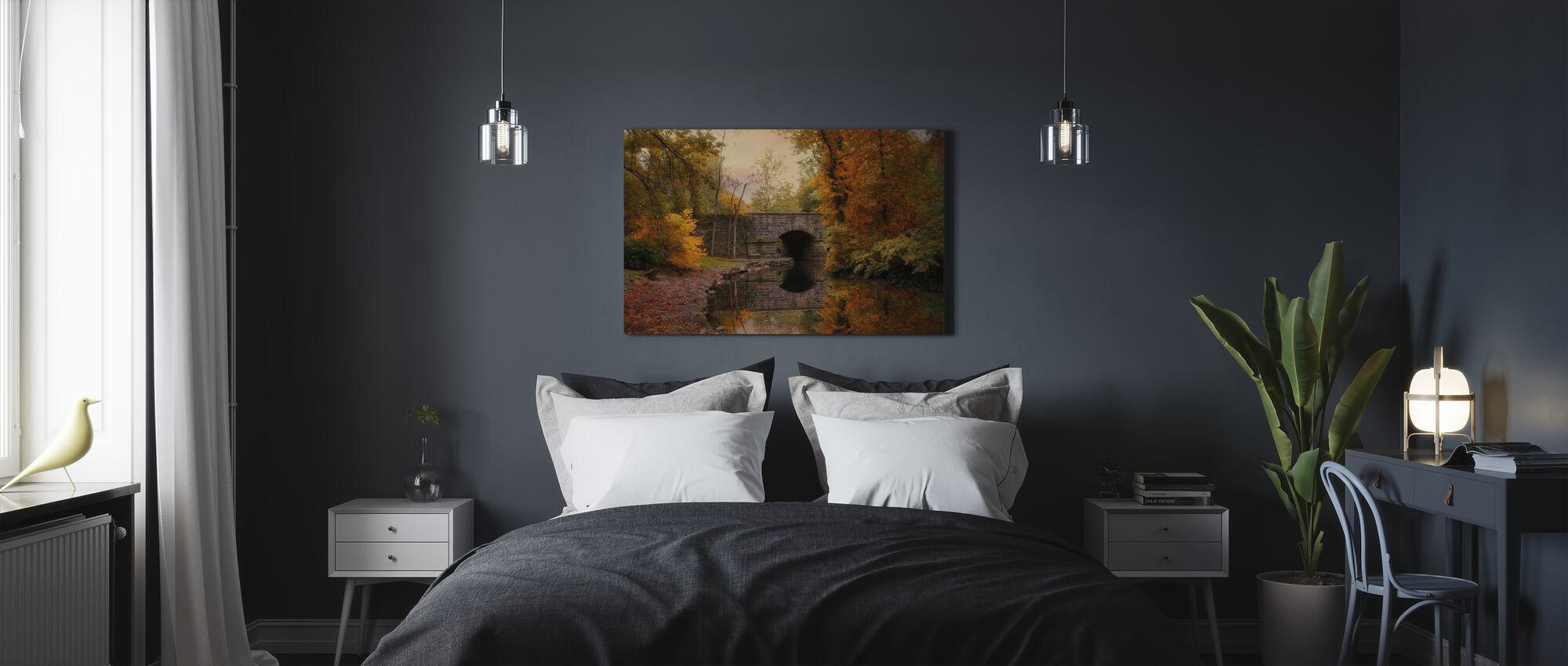 Midland Bridge - Canvas print - Bedroom
