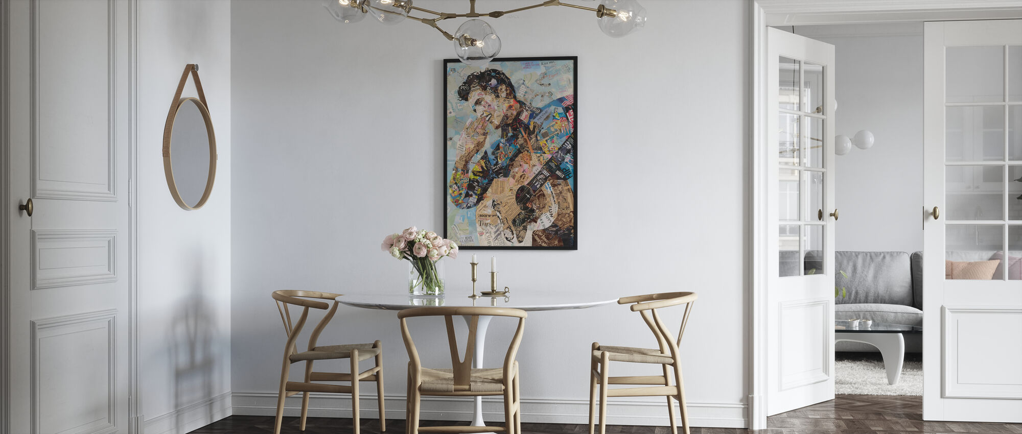 All Shook Up - Poster - Kitchen