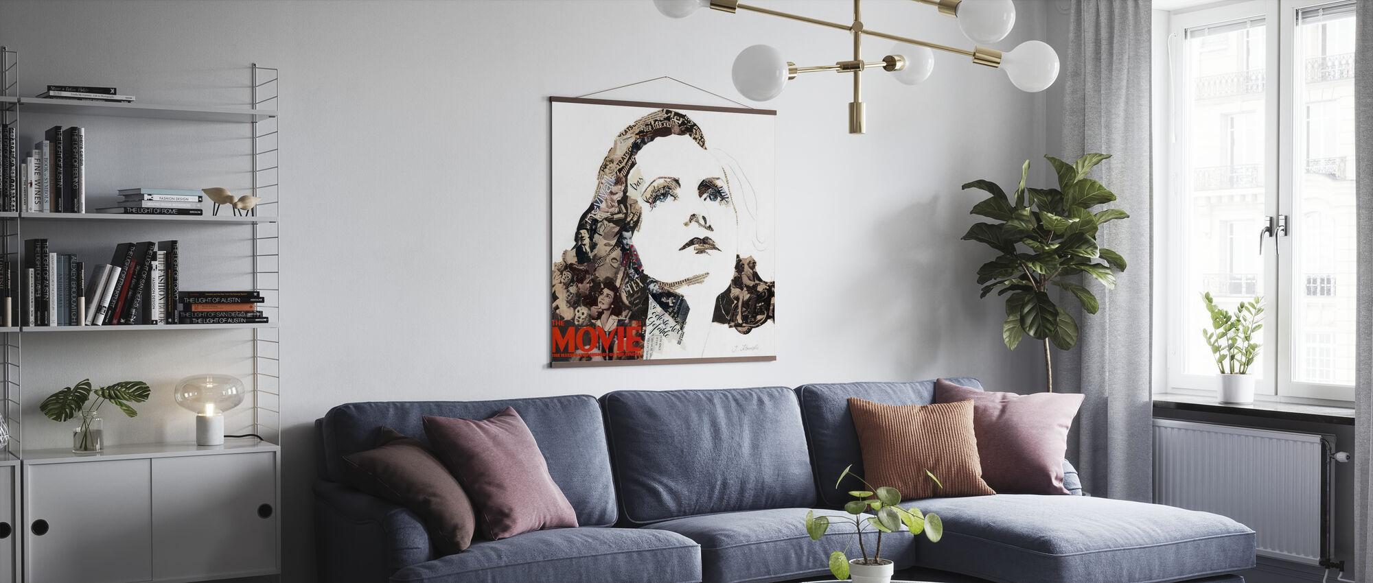Greta - Poster - Living Room
