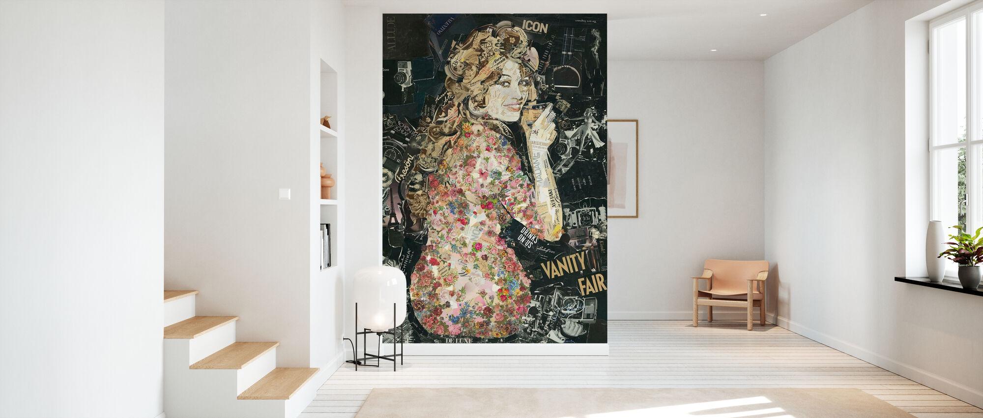 Everybody Loves My Baby - Wallpaper - Hallway