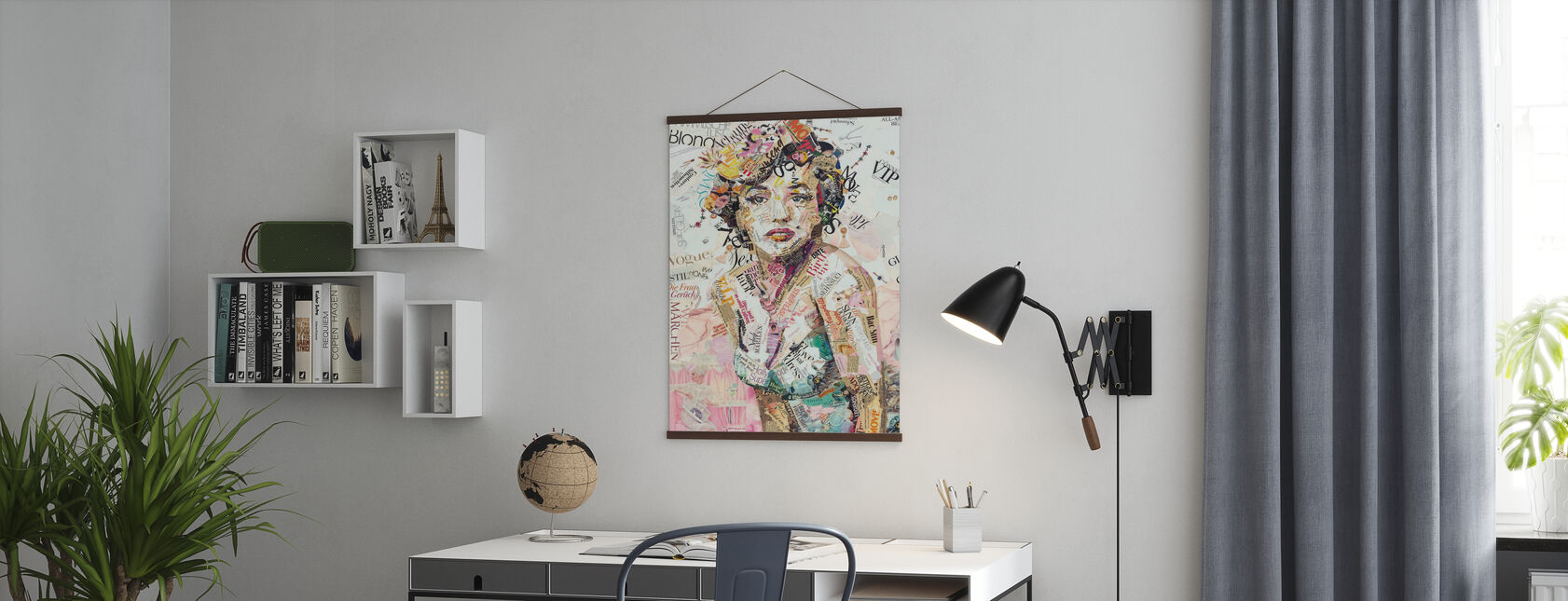 Glam and Glory - Poster - Office