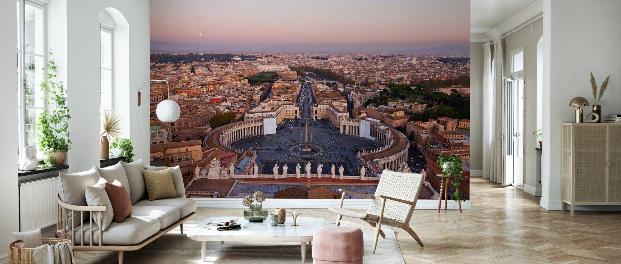 Vatikan, Rom - Tapete - Wohnzimmer