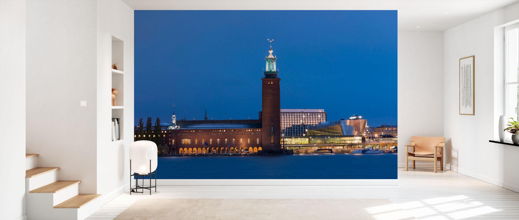 Stockholms stadshus - Tapet - Hall
