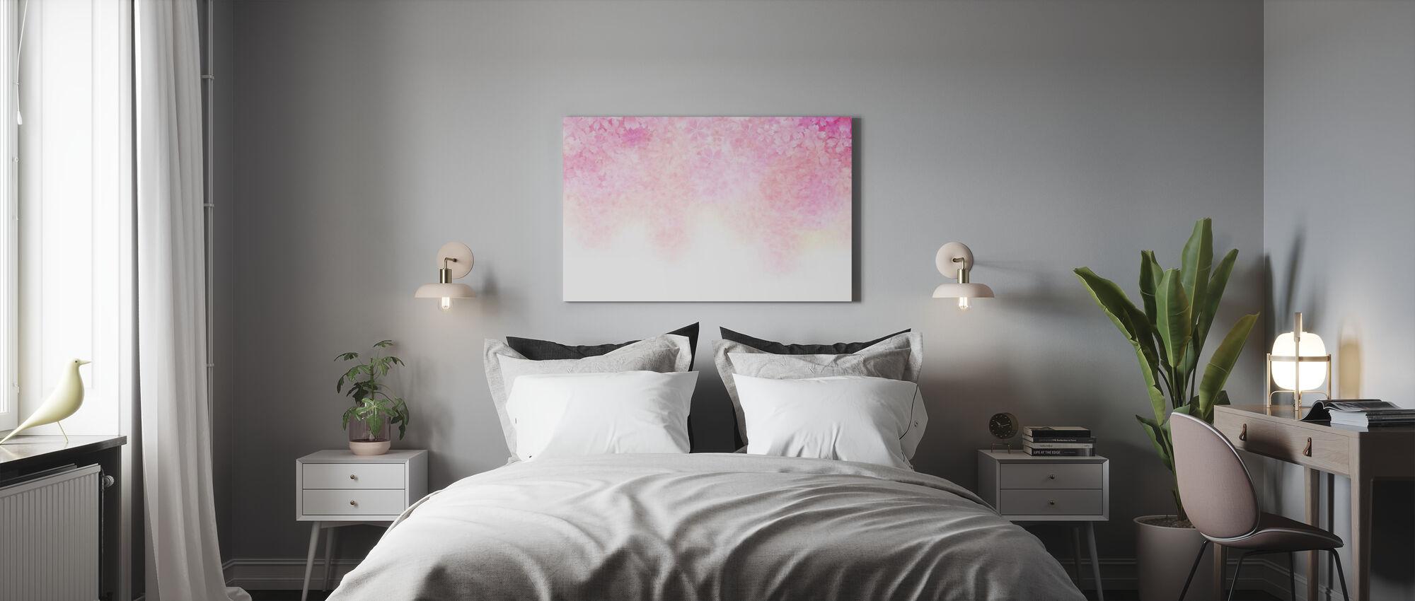 Cherry Blossom - Canvas print - Bedroom