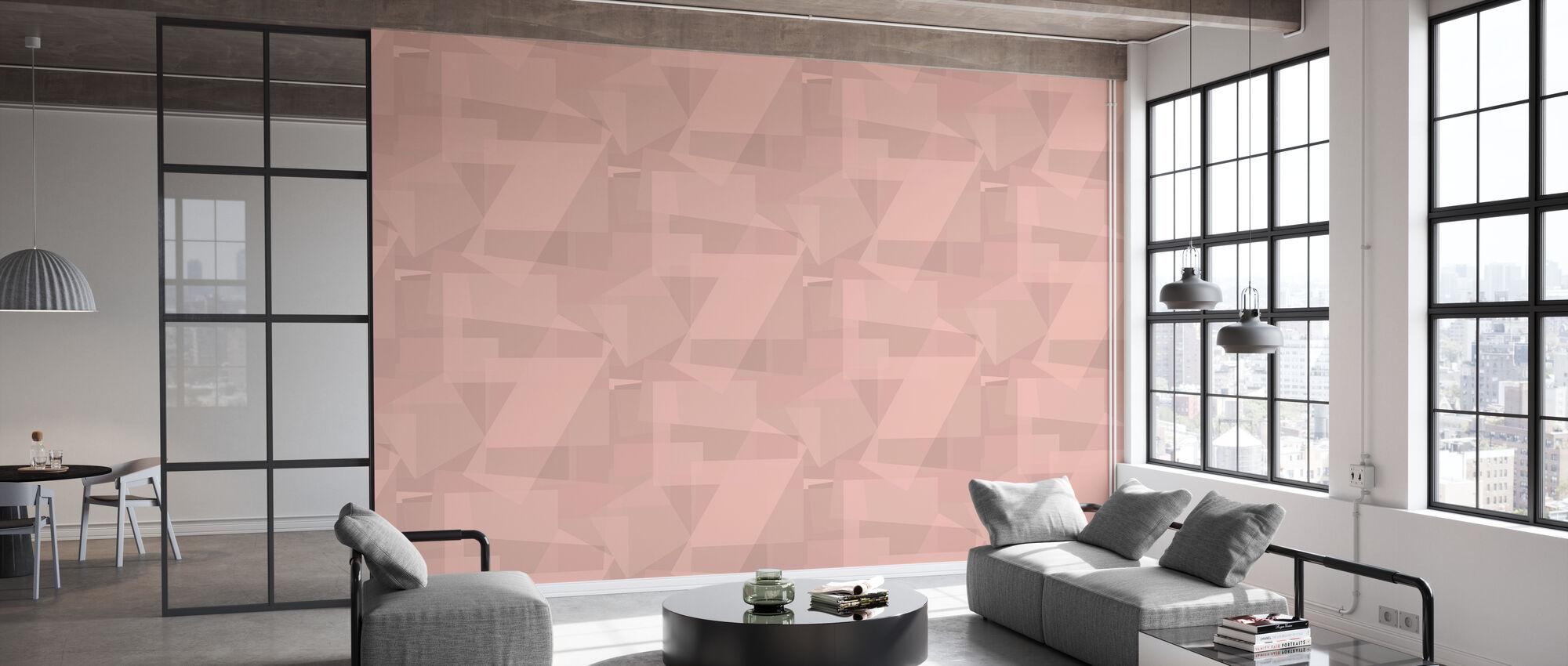 Block Powder - Wallpaper - Office