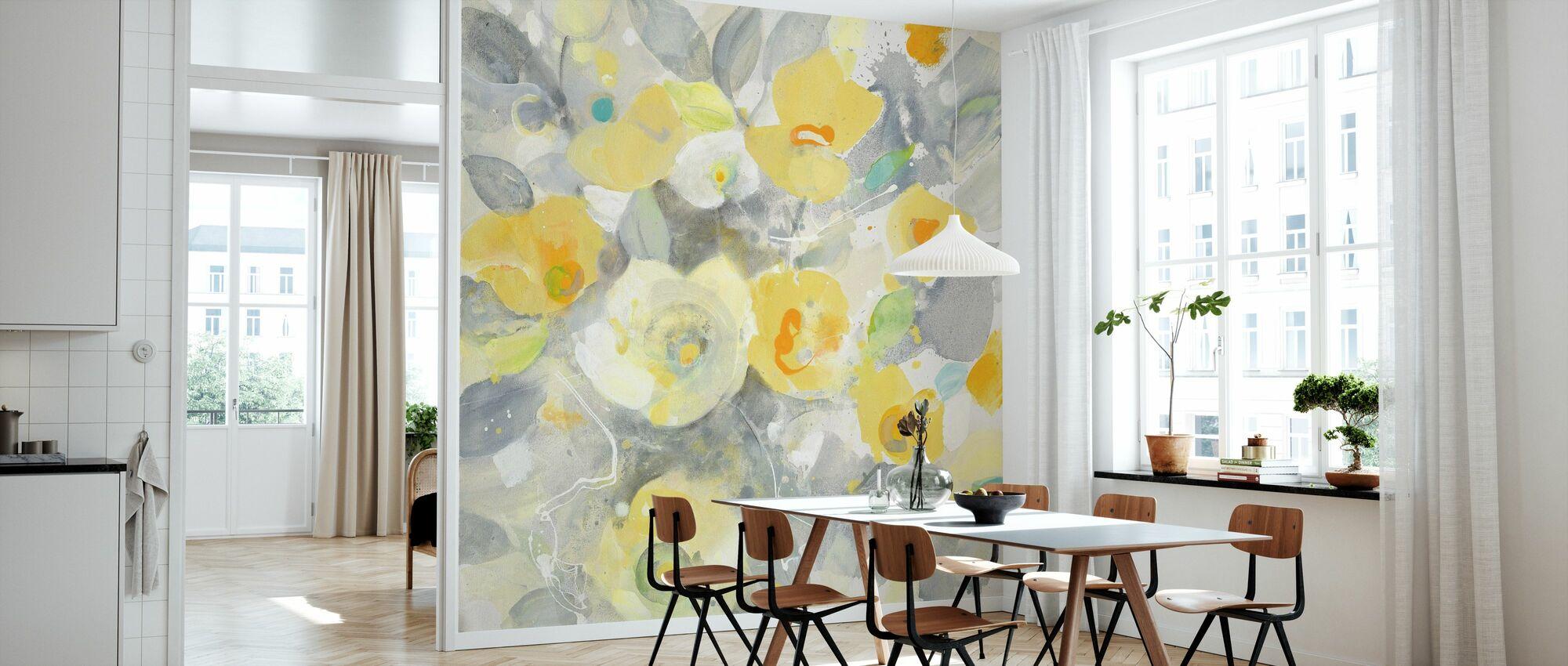 Buttercups II - Wallpaper - Kitchen