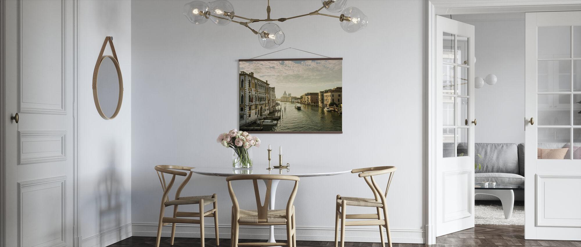 Solfylte Venezia - Plakat - Kjøkken