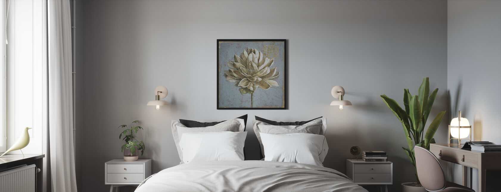 Seed Pod I - Framed print - Bedroom