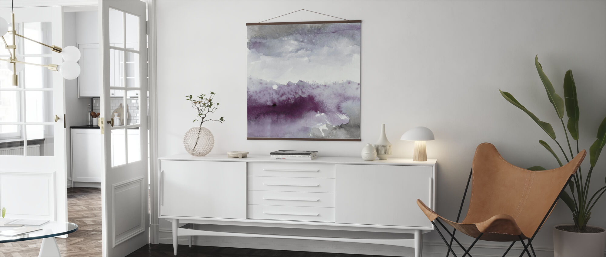 Midnight at the Lake II - Poster - Living Room