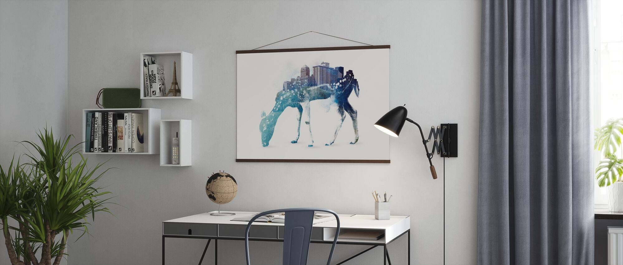 Cervo - Poster - Uffici