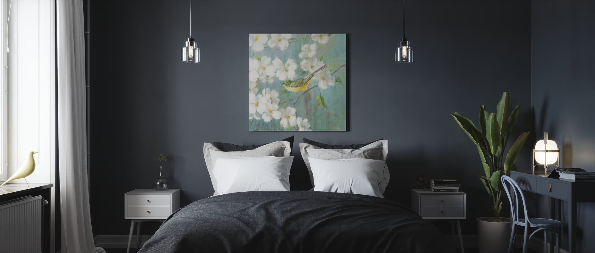 Spring Dream 4 - Canvas print - Bedroom