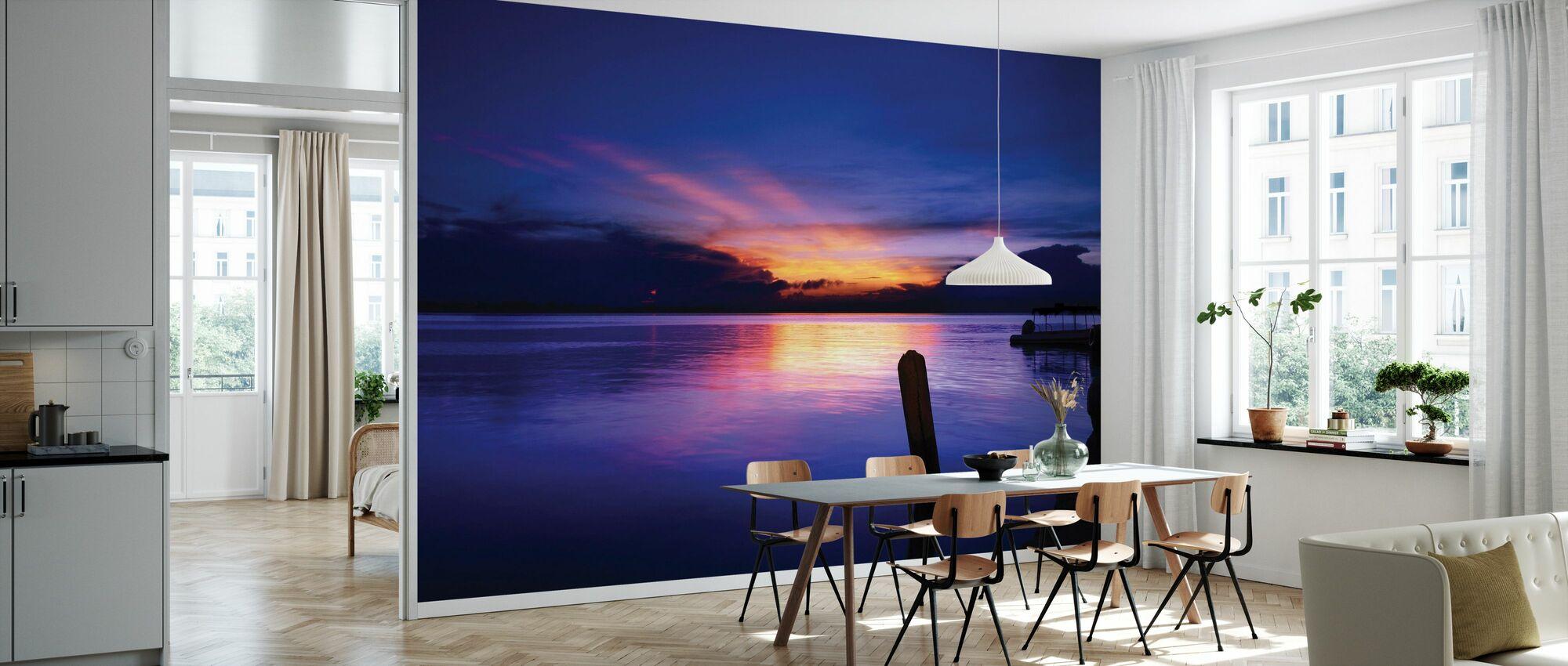 Sunrise at Sta Ana - Wallpaper - Kitchen