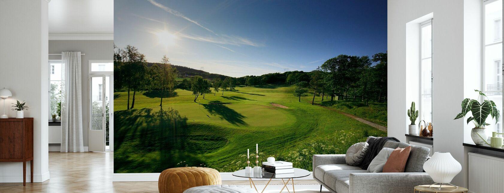 Campo da golf a Göteborg, Svezia - Carta da parati - Salotto