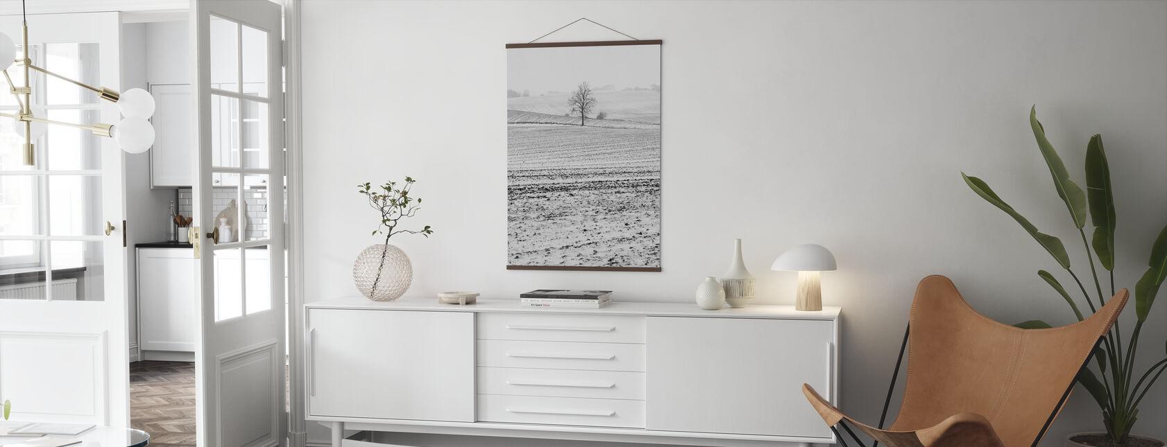 Fields in Anderslöv, Sweden - Plakat - Pokój dzienny