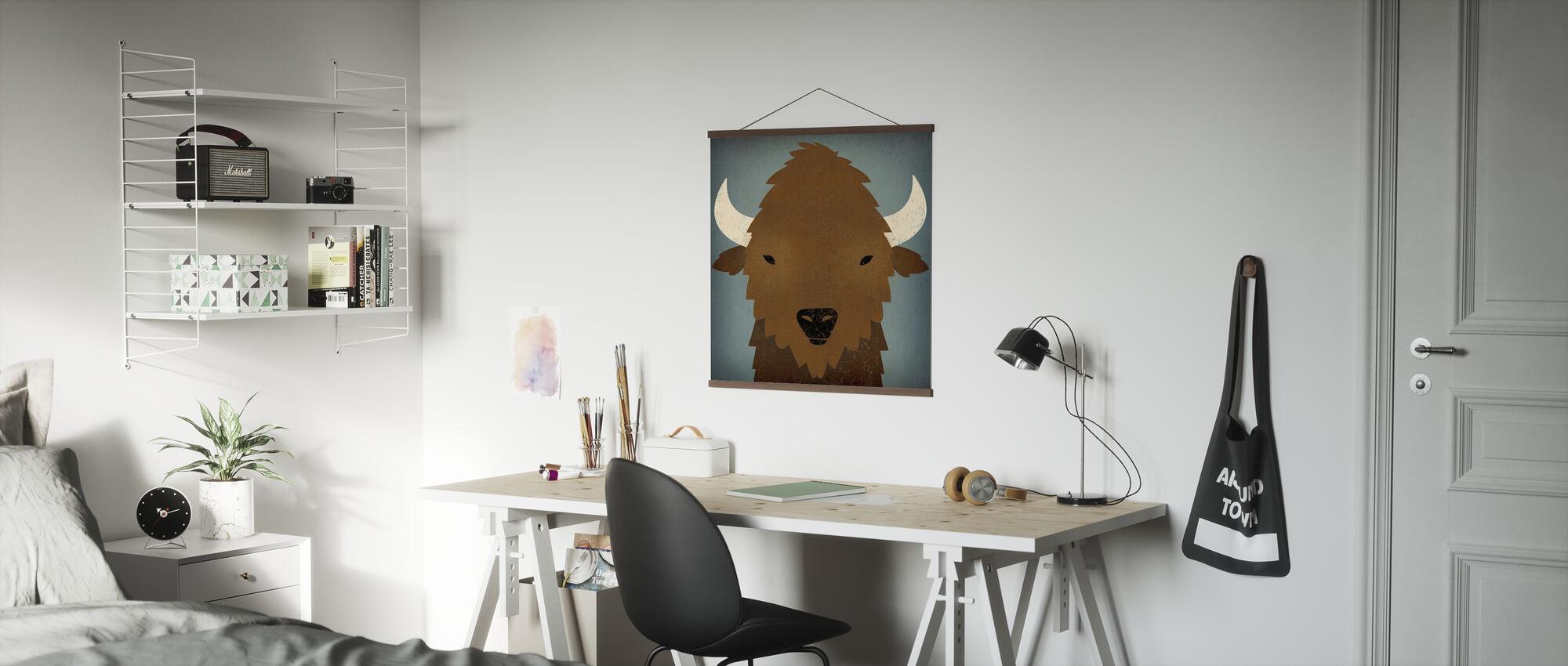 Buffalo Blues - Plakat - Kontor