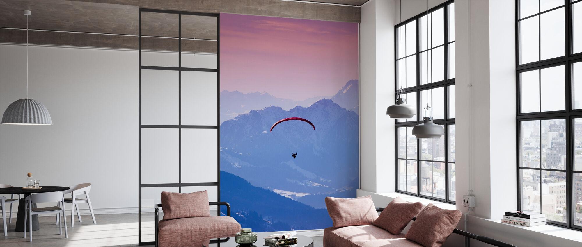 Kite in Hopfgarten, Austria - Wallpaper - Office