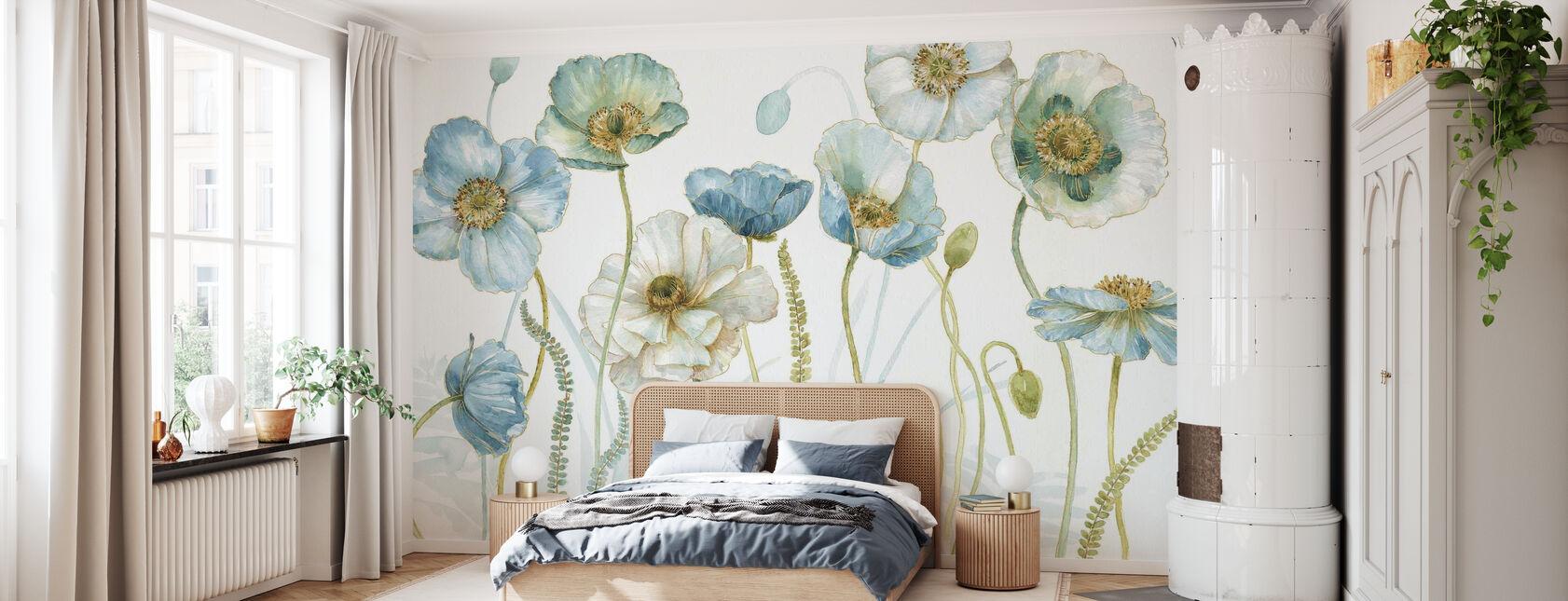 Mes fleurs de serre 2 - Papier peint - Chambre