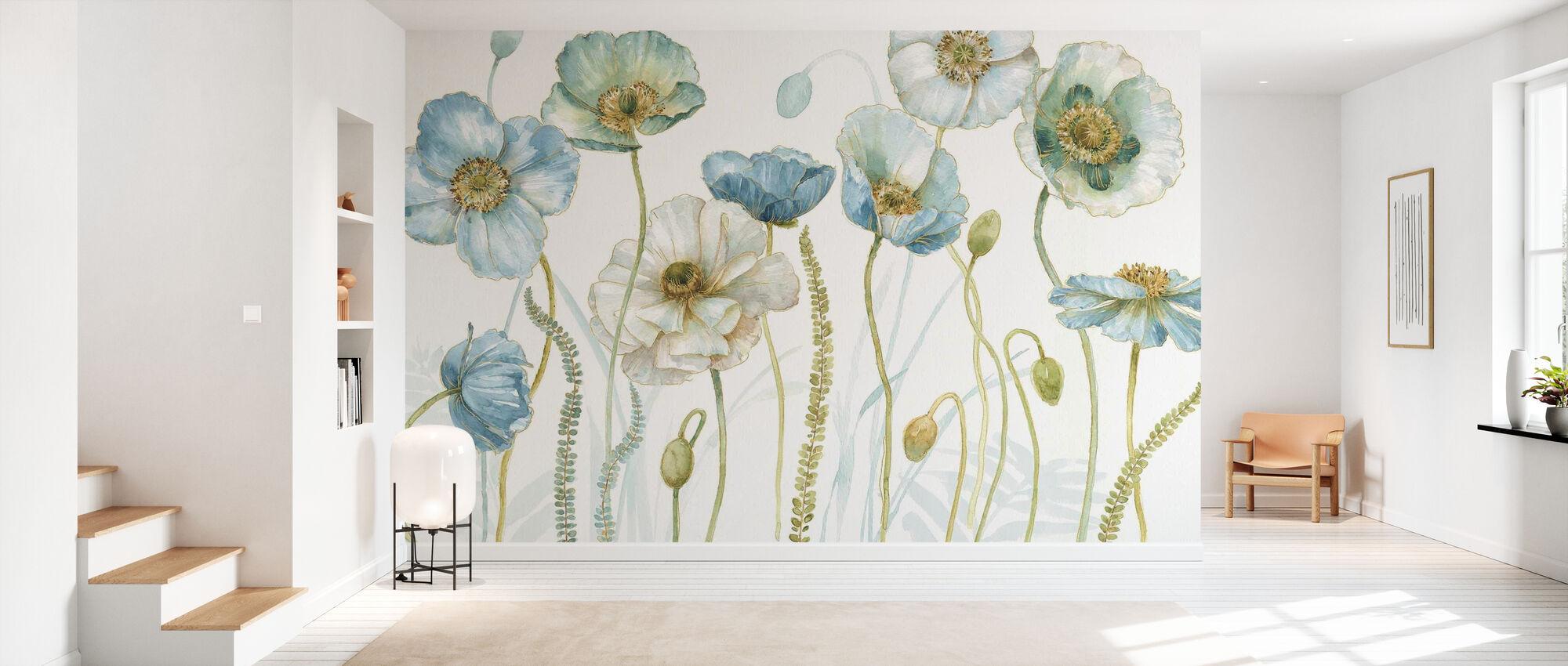 My Greenhouse Flowers 2 - Wallpaper - Hallway