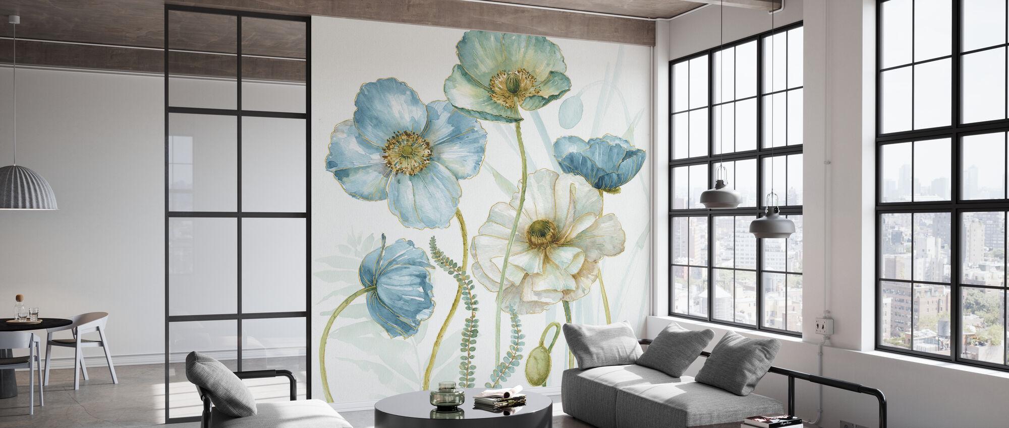 My Greenhouse Flowers 5 - Wallpaper - Office