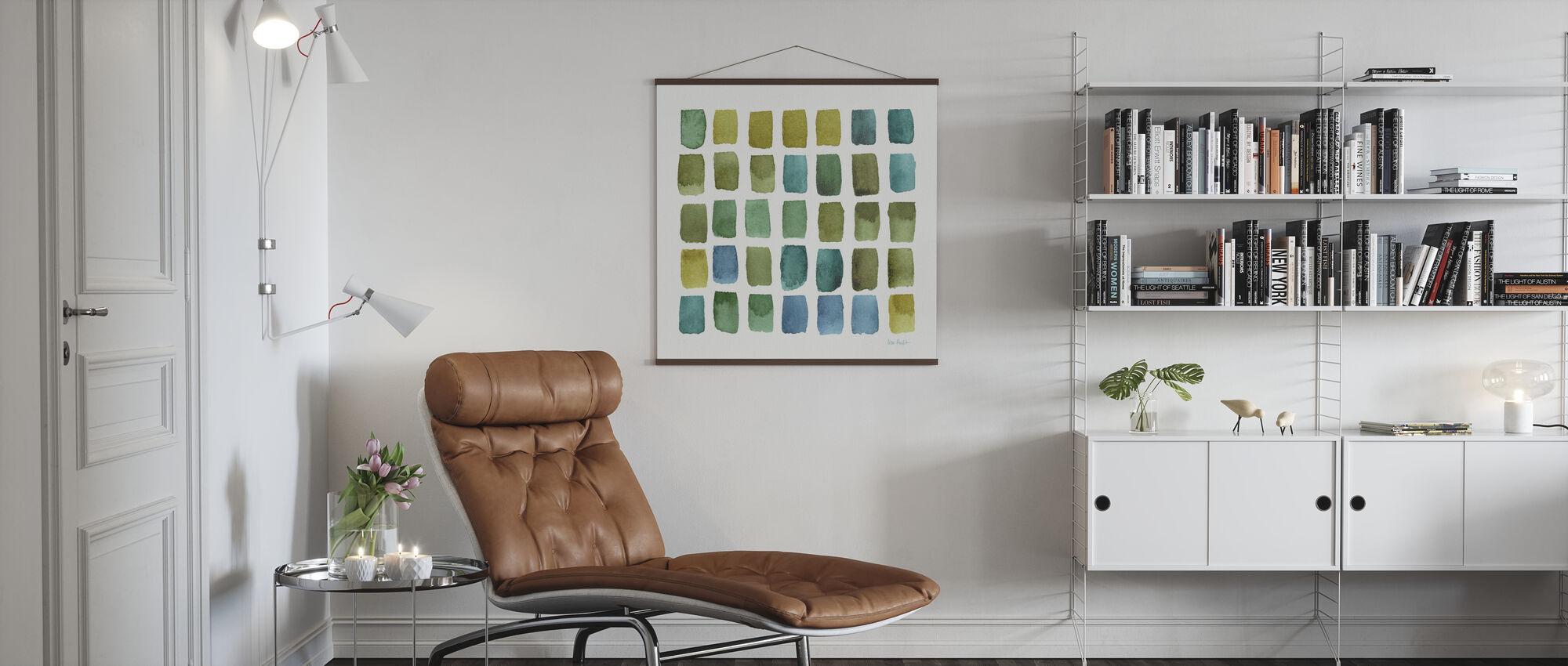 Mein Gewächshaus Geo 3 - Poster - Wohnzimmer