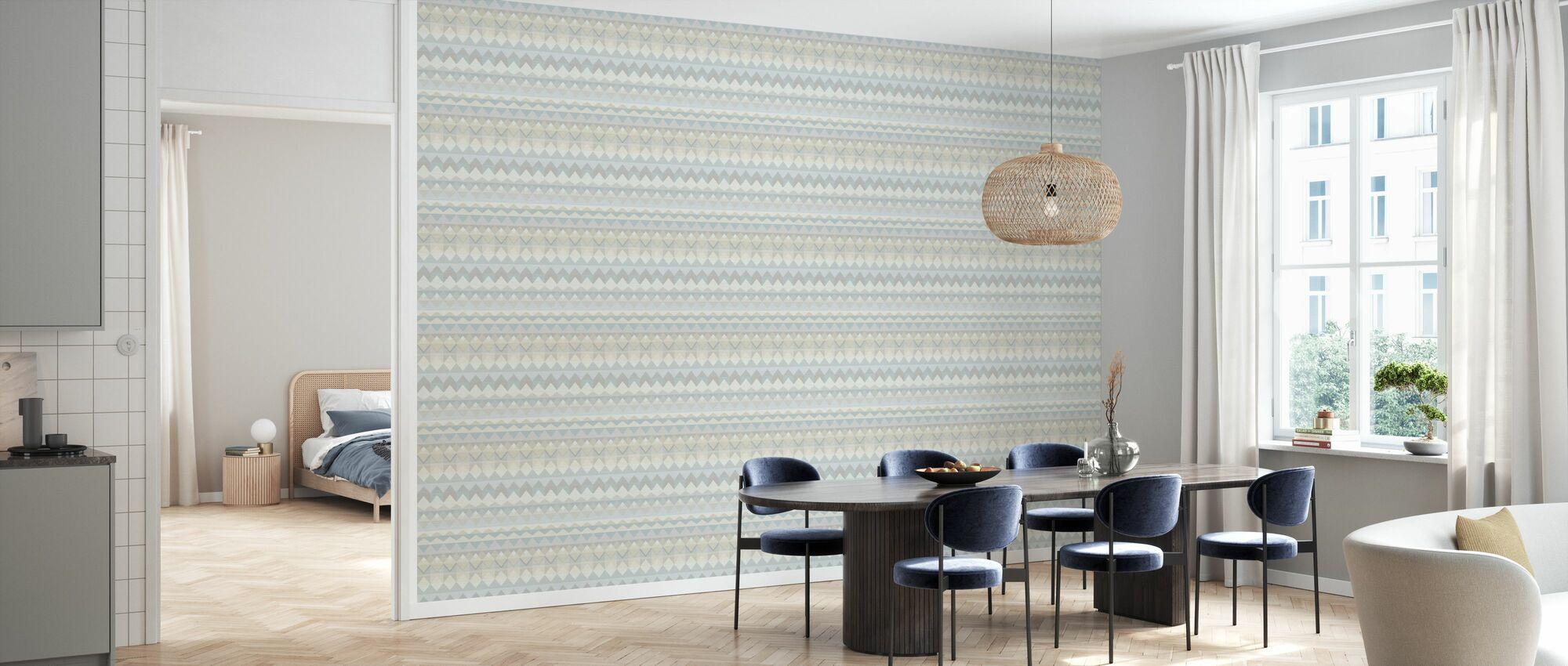 Weave Calm - Wallpaper - Kitchen